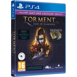 Techland Torment: Tides Of Numenera PS4