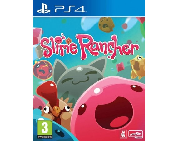 CD Projekt Gra PS4 Slime Rancher