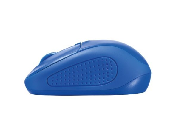 Trust Primo Wireless Mouse - blue