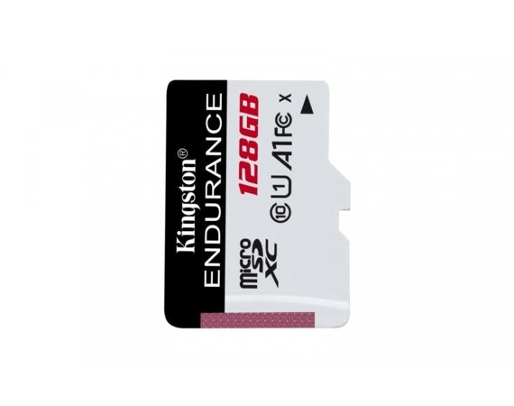 Kingston Karta microSD 128GB Endurance 95/45MB/s C10 A1 UHS-I