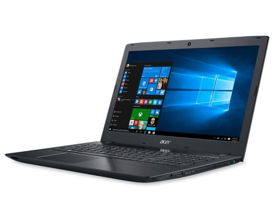 Acer Laptop Aspire E5-576-392H  REPACK WIN10H/i3-8130U/6GB/256SSD/DVD/15.6 FHD