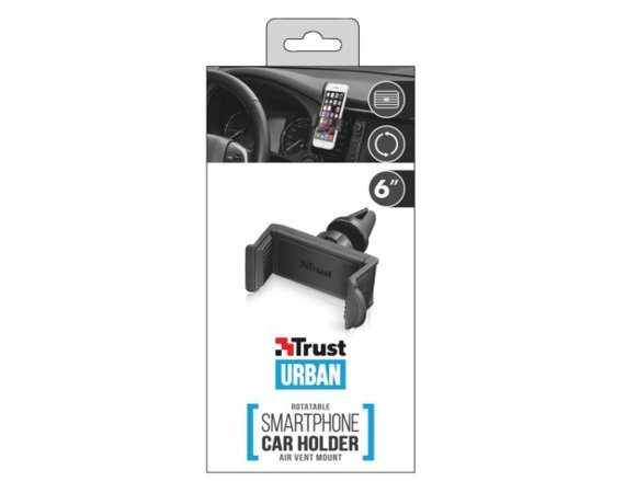 Trust Airvent car holder for smartphone