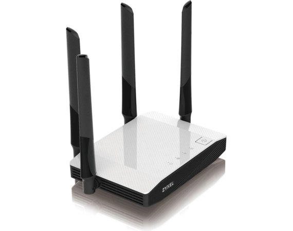 Zyxel Dualband Wireless AC120 Router NBG6604-EU0101F 300Mbps