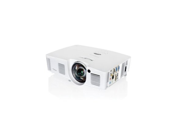 Optoma W316ST DLP Full 3D WXGA Short Throw 3600ANSI, 20000:1
