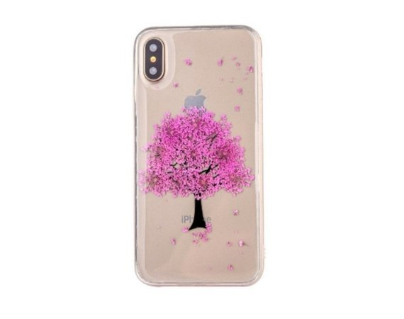 Beline Etui Flower iPhone 7/8 wzór 5