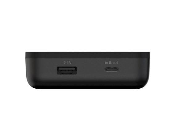 Belkin PowerBank 20000 1xUSB-C 30W PD (in/out) 1xUSB-A 12W czarny