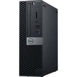 Dell Komputer Optiplex 5070 SFF W10Pro i7-9700/16GB/256GB SSD/Intel UHD 630/DVD RW/KB216 & MS116/3Y NBD