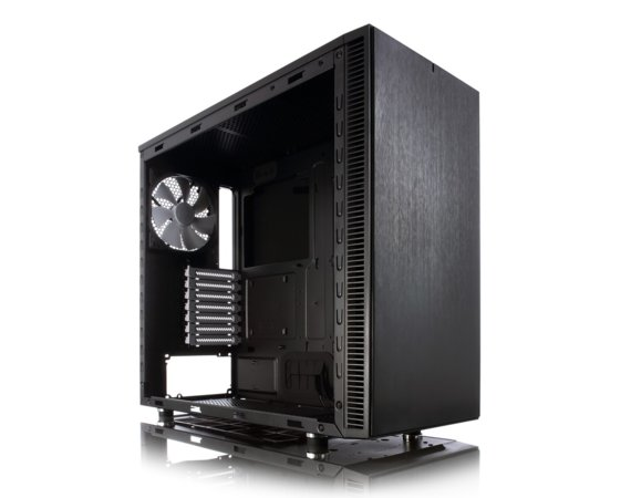 Fractal Design Define S Black Window 3.5'HDD/2.5'SDD uATX/ATX/mini ITX
