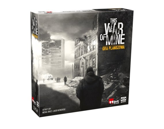This War of Mine: The Board Game (Polska edycja)