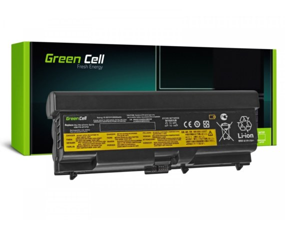 Green Cell Bateria do Lenovo T410 11,1V 6600mAh