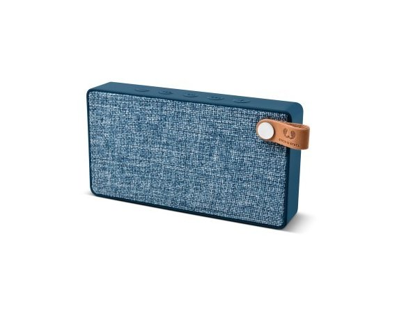 Fresh'n Rebel GŁOŚNIK BLUETOOTH ROCKBOX SLICE FABRIQ EDITION INDIGO