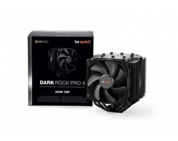 Be quiet! Chłodzenie CPU Dark Rock 4 PRO BK022