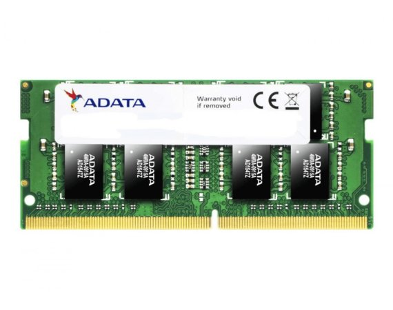 Adata Premier DDR4 2666 SO-DIMM 8GB CL19 SingleTray