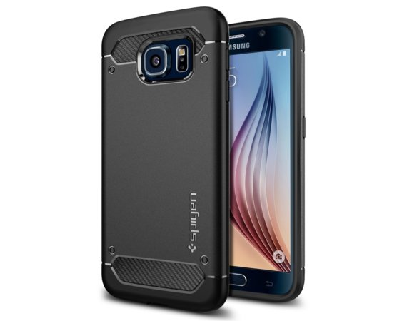 SPIGEN SGP  Rugged Armor Etui Galaxy S6