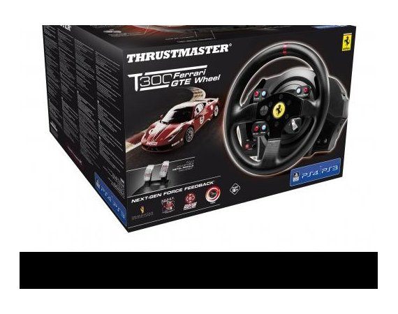 Thrustmaster Kierownica T300 GTE Racing Wheel PC/PS3/PS4