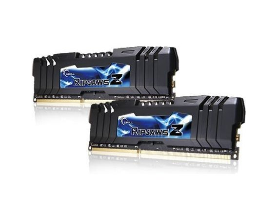 G.SKILL Pamięć do PC RipjawsX DDR3 2x4GB 2400MHz CL10 XMP