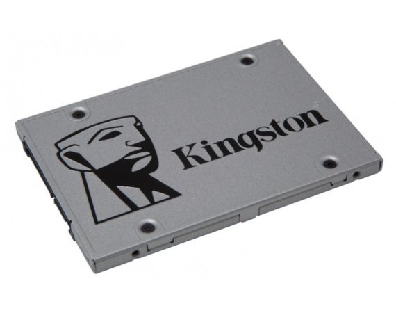 Kingston SSD UV400 SERIES 120GB SATA3 2.5' 550/350 MB/s