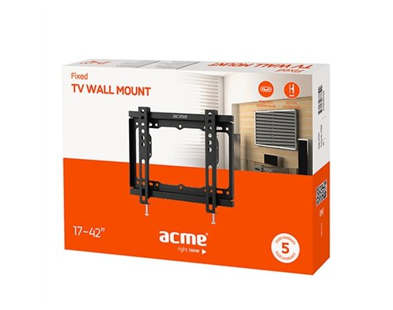 ACME Europe Uchwyt MTSF11 fixed do LCD LED TV 17-42 cali