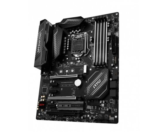 MSI Z270 GAMING PRO CARBON s1151 4DDR4 2M.2/2USB3.1