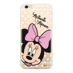 ERT Etui Disney Minnie 008 iPhone X transparent DPCMIN7807