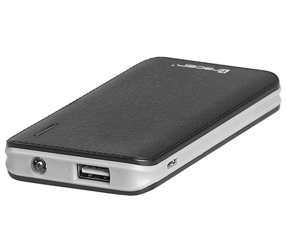 Tracer Power bank 4000 mAh polymer black/gray