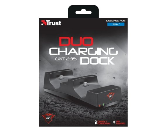 Trust GXT 235 Duo Charging Dock for PS4