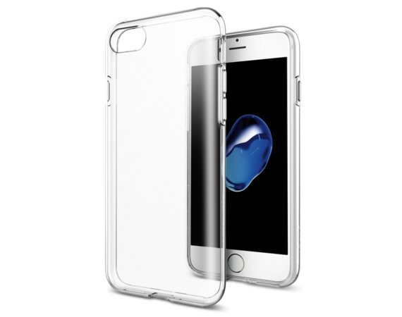 SPIGEN SGP  Liquid Crystal Clear etui iPhone 7/8
