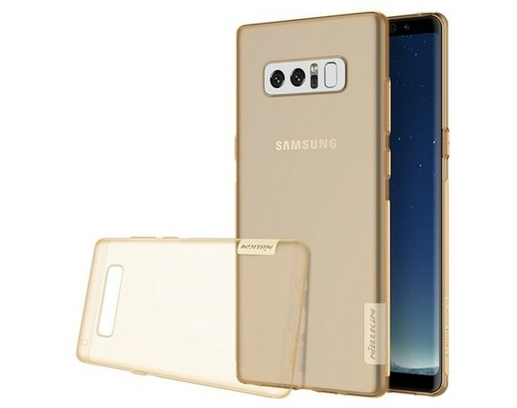 Nillkin Etui Nature Samsung Galaxy Note 8 Gold