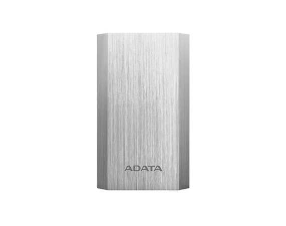 Adata Power Bank AA10050 10050 mAh Srebrny 2.1A