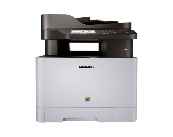HP Inc. Samsung Xpress SL-C1860 FW Color Laser Multifunction Printer