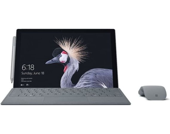 Microsoft Surface Pro LTE 128G i5 4GB Commercial GWL-00004