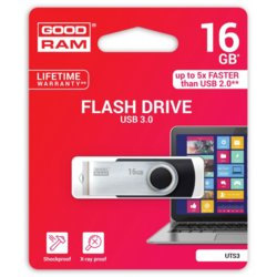 GOODRAM TWISTER BLACK 16GB USB 3.0