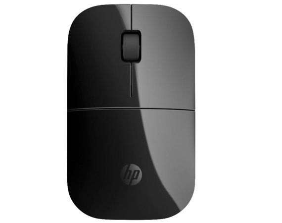 HP Inc. Myszka Z3700 Black Wireless Mouse V0L79AA