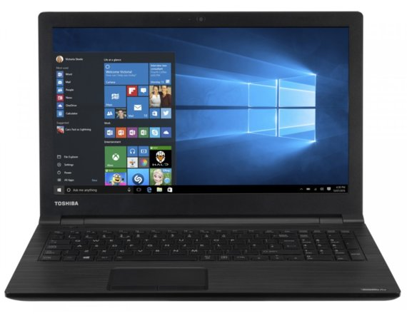 "Toshiba Satellite Pro R50-E-107 W10PRO i3-7130/4GB/500GBIntHD/DVD/4-cell/15,6"" HD"