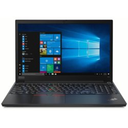 Lenovo Laptop ThinkPad E15 20RD001CPB W10Pro i5-10210U/16GB/512GB/INT/15.6 FHD/Black/1YR CI