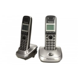 Panasonic KX-TG2512 Dect/Grey/Duo