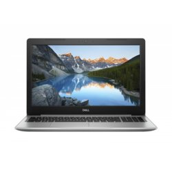 Dell Laptop Inspiron 15-5570229925SA i7-8550U/15.6 FHD TouchScreen/12GB/SSD 512GB/DVD/BT/BLKB/Win 10 Silver   Repack