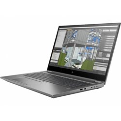 HP Inc. Laptop ZBook Fury15 G7 W10P i7-10750H/256/16 119X9EA