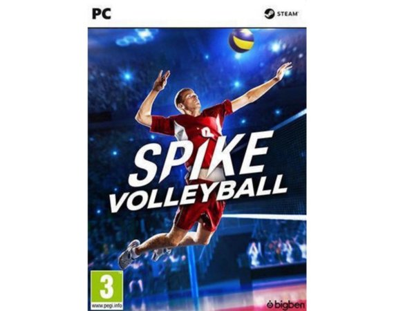 CD Projekt Gra PC Spike Volleyball