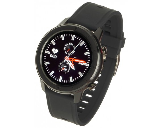 Garett Electronics Smartwatch Men 5S Czarny
