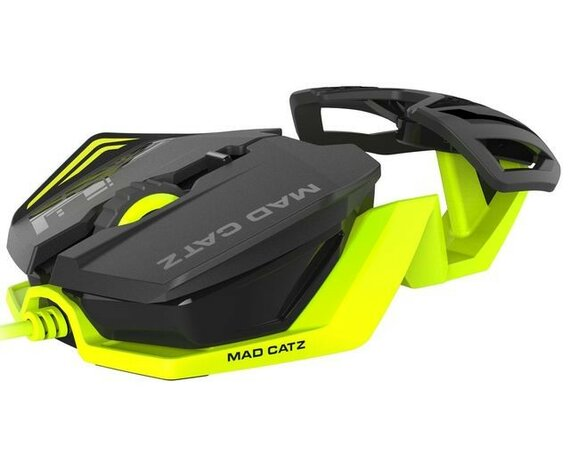 Mad Catz Mysz R.A.T. 1 Green/Black