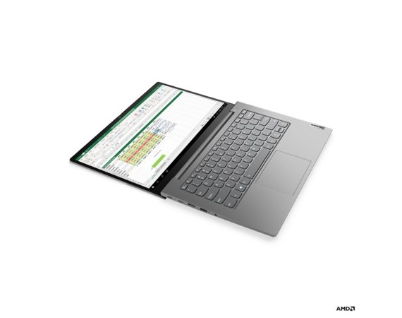Lenovo Laptop ThinkBook 14 G2 20VF003APB W10Pro 4300U/8GB/256GB/INT/14.0FHD/Mineral Grey/1YR CI
