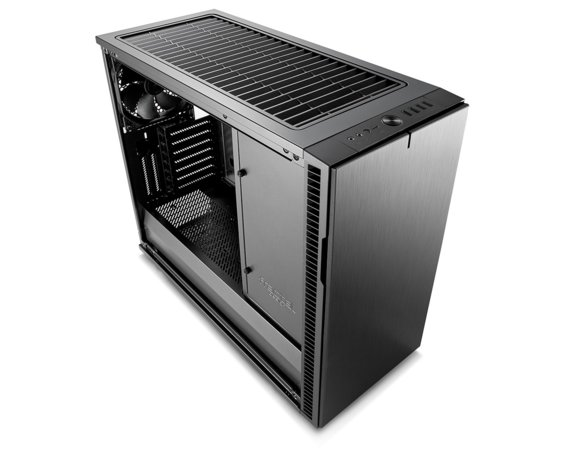 Fractal Design Obudowa Define R6 USB-C Gunmetal Tempered Glass