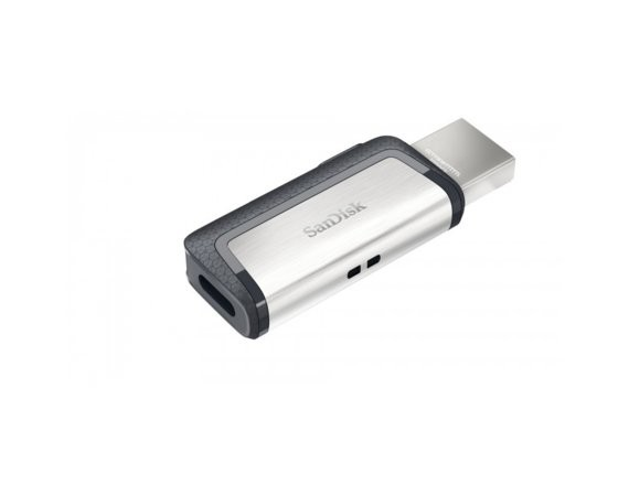 SanDisk Pendrive Ultra Dual Drive 256GB USB 3.1 Type-C 150MB/s