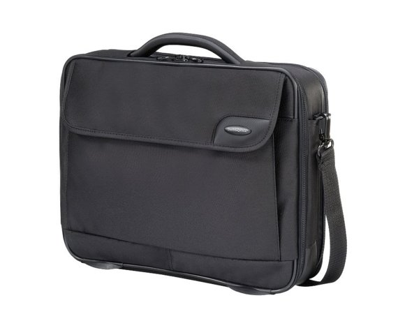 Samsonite CLASSIC ICT TORBA NA LAPTOPA PLUS CZARNY