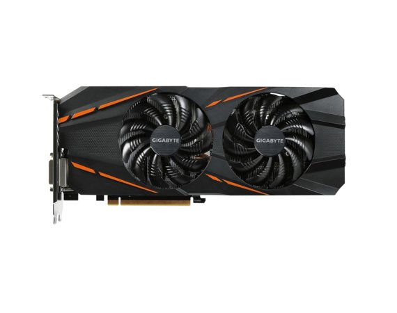 Gigabyte Karta graficzna GeForce GTX 1060 G1 GAMING 6GB GDDR5 192BIT DVI-D/HDMI/3DP