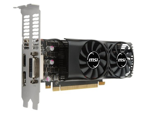 MSI GeForce GTX 1050 2GB DDR5 128BIT DVI/HDMI/HDCP LP
