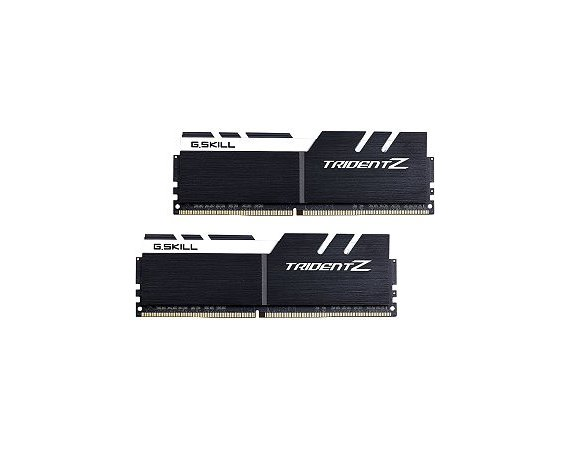 G.SKILL DDR4 16GB (2x8GB) TridentZ 4000MHz CL19 XMP2 Black