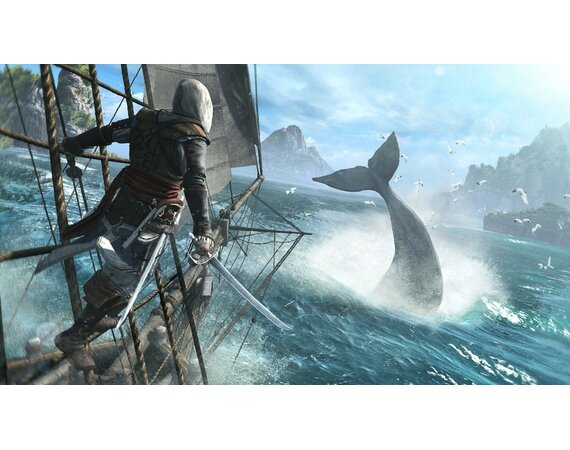 UbiSoft Assassins Creed IV Black Flag Classics X360 PL