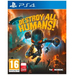 KOCH Gra PS4 Destroy All Humans!